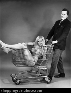 "Bob Crane was renown for showing up at cocktail parties with his ""Jiggy Train"". This consisted of him, his date and a Shopping Cart. Guests described how towards the end of a soiree he would strip naked and invite people to ""ride the caboose"" while he urinated over the Cart. It was noted that the he never brought the same date twice."